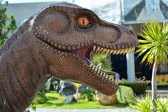 Fotos de los dinosaurios Phuwienggosaurus Imágenes de archivo libres de regalías
