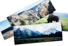 Fotos del panorama del recorrido Imagenes de archivo