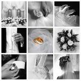 Fotos do casamento fotos de stock royalty free