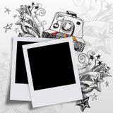 Fotos em branco Imagens de Stock