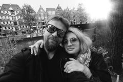 Fotos en Amsterdam Fotos de archivo