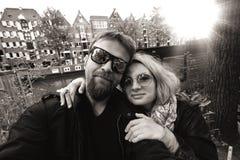 Fotos en Amsterdam Imagenes de archivo