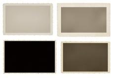 Fotos en blanco de la vendimia Fotos de archivo libres de regalías