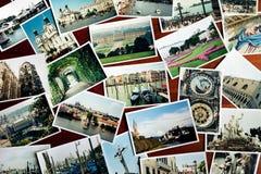 Fotos europeas del recorrido Fotografía de archivo