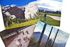 Fotos grandes del recorrido fotografía de archivo libre de regalías