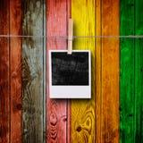 Fotos vazias Fotografia de Stock