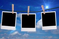Fotos vazias Fotos de Stock