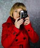 Fotoschießen Lizenzfreies Stockbild