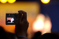 fotoskytte Arkivbild
