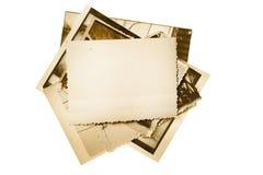 Fotostapel stockbilder