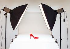 Fototically für Produktförderung Lizenzfreie Stockbilder