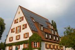 fotovoltaico Fotografia Stock Libera da Diritti