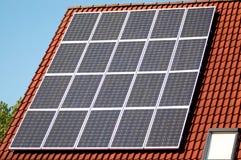 Fotovoltaico Fotografía de archivo libre de regalías