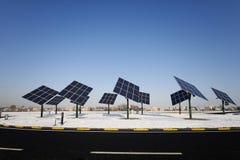 Fotovoltaico Imagen de archivo