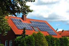 Fotovoltaico Foto de archivo