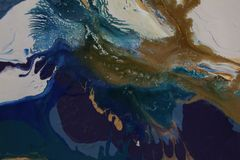 Fotozusammenfassungshintergrund mit bunten Farben stockfotografie