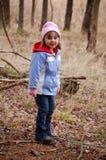 fotvandra Royaltyfria Bilder