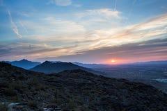 Phoenix Arizona Arkivbilder