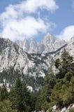 Fotvandra Mount Whitney Royaltyfri Bild