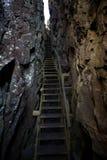Fotvandra trailsvalg Royaltyfria Foton