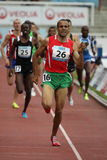 Fouad El Kaam - athletics Royalty Free Stock Photography
