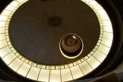 Foucault Pendulum Royalty Free Stock Photography