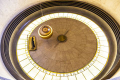 Foucault pendulum in Griffith park Royalty Free Stock Photos
