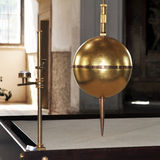 Foucault pendulum Royalty Free Stock Photos
