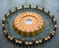 Foucaults Pendulum Science Experiment Royalty Free Stock Photos
