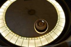 foucaultklockpendel Royaltyfri Fotografi