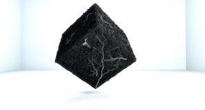 Foudre de boîte noire  illustration libre de droits