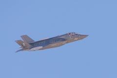 Foudre II de Lockheed Martin F-35 Photographie stock