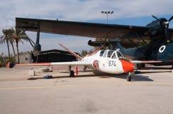 Fouga CM.170 Magister Royalty Free Stock Photography