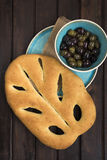 Fougasse Royalty Free Stock Images