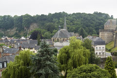 Fougeres Stockfotos
