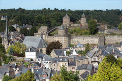 Fougeres 图库摄影