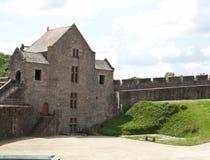 Fougeres Castle Stock Photos