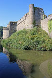 Fougeres Castle, France Royalty Free Stock Photos