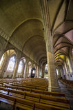 Fougeres - Church Royalty Free Stock Photography