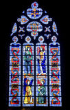 Fougeres - Church Royalty Free Stock Images