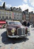 FOUGERES, FRANCIA el 3 de junio de 2012: XVIII reunión du Pais Fotos de archivo