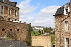 Fougeres, Stock Image