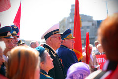 They fought for peace Royalty Free Stock Images