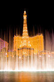 fouintains Las Vegas Images stock