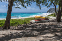 Foul Bay, Barbados, West Indies Royalty Free Stock Images