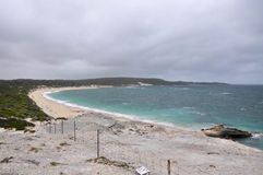 Foul Bay Beach at Hamelin Bay Stock Photo