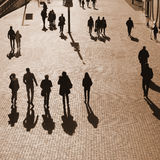 foule Photographie stock libre de droits