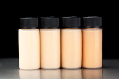 Foundation bottle Royalty Free Stock Photos