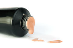 Foundation cream Royalty Free Stock Images