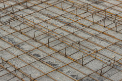 Foundations of a building Stock Images